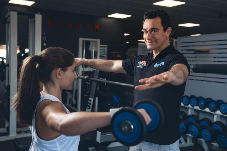 programmes personnalisés musculation