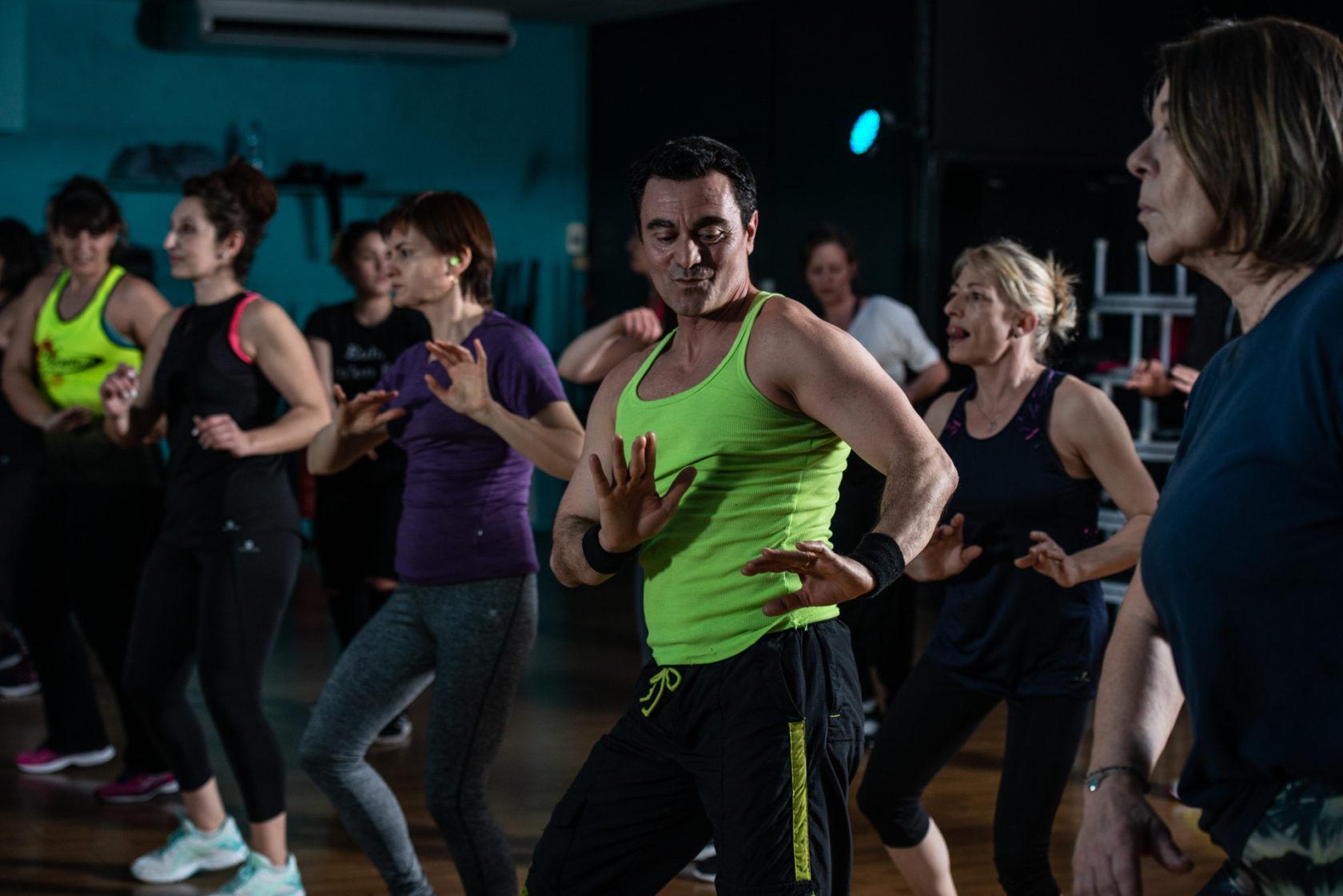 Zumba - Ener'Gym Montbrison