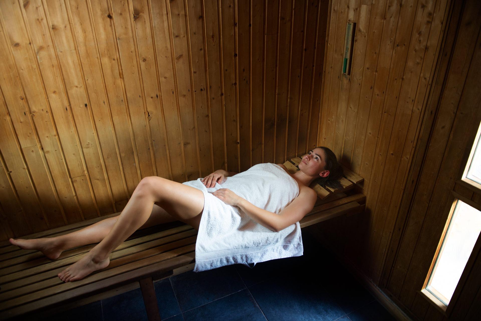 sauna ener'gym
