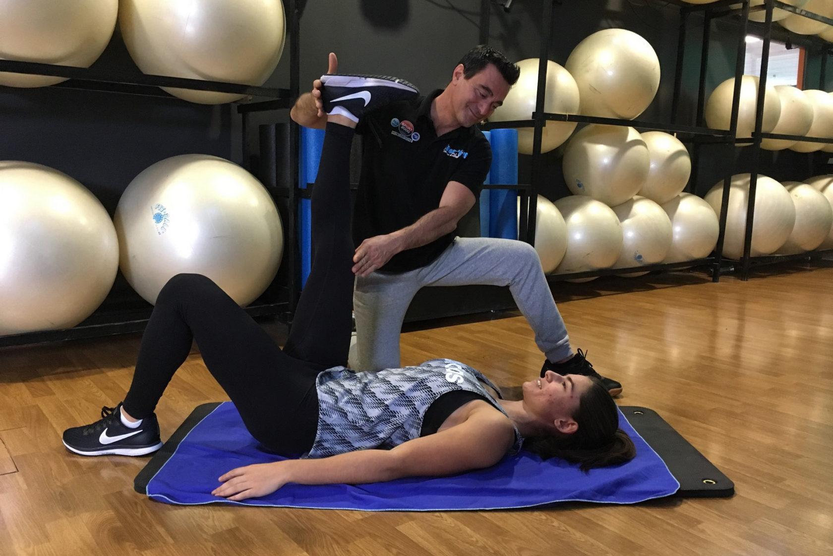 stretching à montbrison
