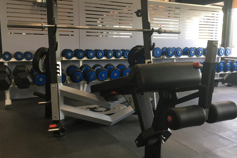 NOUVEAU BANC DEVELOPPE DECLINE - Ener'Gym Montbrison